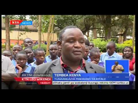 KTN Leo Wikendi: Tembea Kenya tukuangazia makavazi ya Kitale 01/10/2016