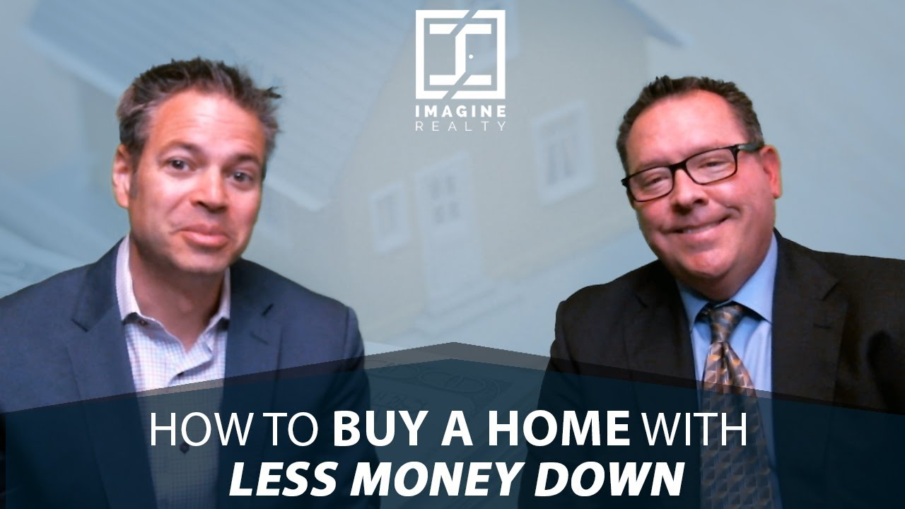 Can You Buy a Home With Less Than 20% Down?