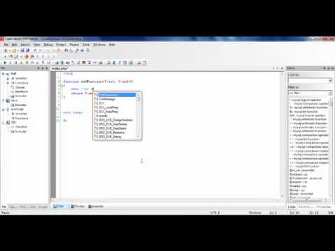 PHP Lecture Part 4