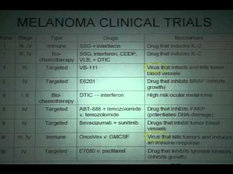 Later Stage Melanoma Treatment – The Cleveland Clinic