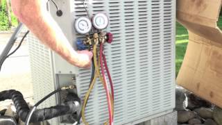 Video How to install and bleed the air conditioner gauge set MP3, 3GP, MP4, WEBM, AVI, FLV Agustus 2018