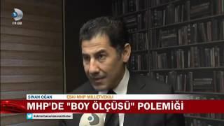 Sinan Oğan, MHP Genel Başkanı Devlet Bahçeli'nin grup toplantısındaki sözlerini 22 Şubat 2017 tarihinde Kanal D Ana Haber'de değerlendirdi.