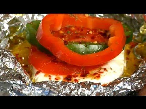 How to Make a Healthy Greek Feta Saganaki