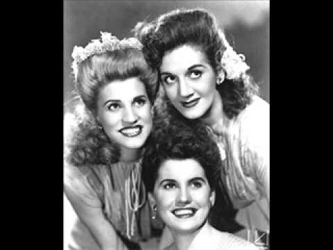 Tekst piosenki The Andrews Sisters - Sonny Boy po polsku