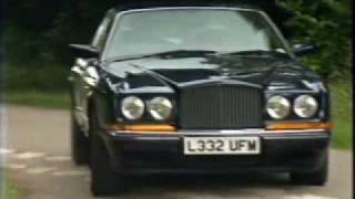 Bentley Continental R Coupe Test Drive **Faulty Sound**