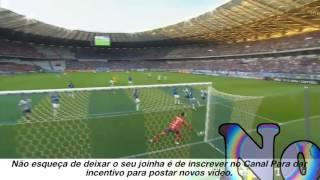1 Gol de Sassá pela equipe do cruzeiro, Narração Alberto Rodrigues Itatiaia empate cruzeiro x Flamengo estádio Mineirão.
