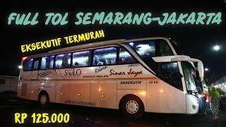 Video EFEK FULL TOL BARU JAKARTA-SEMARANG | SINAR JAYA Solo-Jakarta Executive Murah MP3, 3GP, MP4, WEBM, AVI, FLV Januari 2019