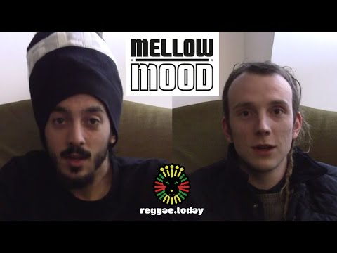 MELLOW MOOD VIDEO: Interview with Lorenzo Garzia and Giulio Frausin @ Reggae.Today