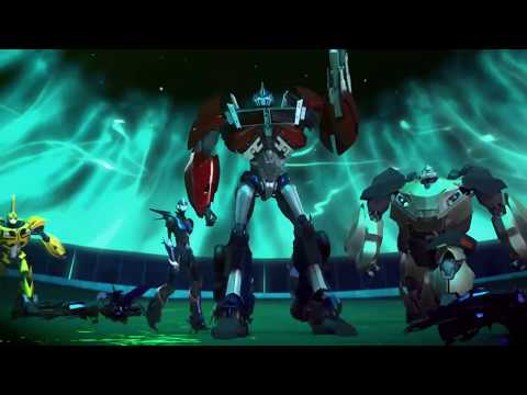 Transformers Prime : Episode 5 in Hindi | TFP Episode 5 Part  2/3 |