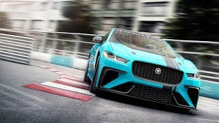 Jaguar Racing | Introducing the I-PACE eTROPHY