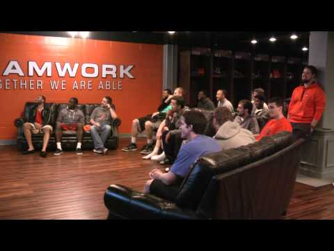 C-N Basketball: Men's Hoops NCAA Selection Show Watch Party 3-10-14