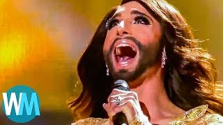 Video Top 10 Best Eurovision Performances MP3, 3GP, MP4, WEBM, AVI, FLV Juni 2018