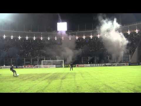 Video - Recibimiento de Talleres 99 años - La Fiel - Talleres - Argentina