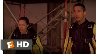 Lara Croft Tomb Raider 2 (6/9) Movie CLIP - Wingsuit Escape (2003) HD