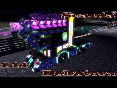 Scania Dekotora 1.14.XX