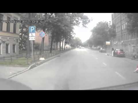 Авария в Санкт Петербурге с пешеходами