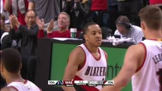 CJ McCollum's Top 10 Plays of the 2015-2016 Season by NBA
