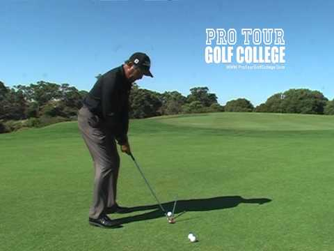PGA Tours: Controlling the Trajectory of Your Golf Pitch Shot