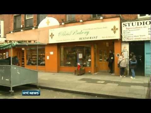 Paris Bakery on Dublin's Moore Street