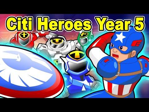 Citi Heroes Year 5