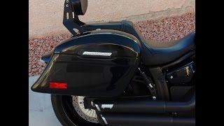 9. 2013 Yamaha Stryker Hard Motorcycle Saddlebags Review - vikingbags.com