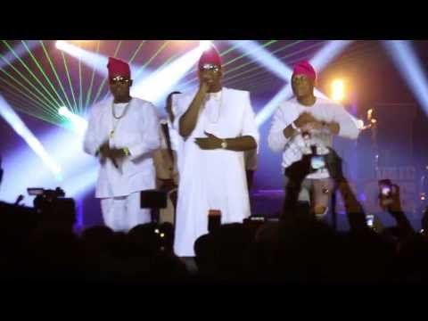 VIDEO: Don Jazzy & Dr.Sid Performs