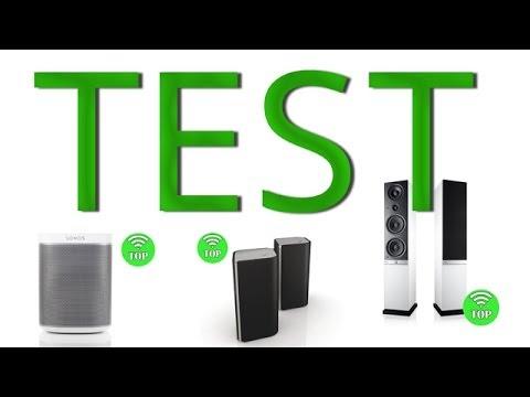 ►Funklautsprecher Test 2016| Die besten WLAN Lautsprecher im Test!