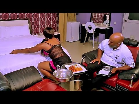 This Is How My House-maid Treats My Husband When I'm Not Around - nigerian movies