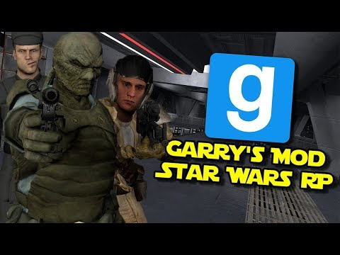 The Rebel Smuggler - SWRP (Garry's Mod)