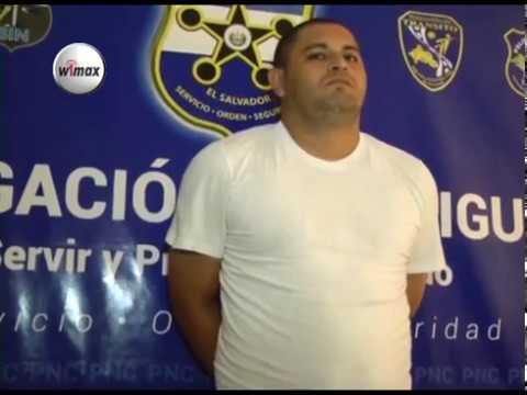San Miguel, policía capturó líder de estructura criminal en San Rafael Oriente
