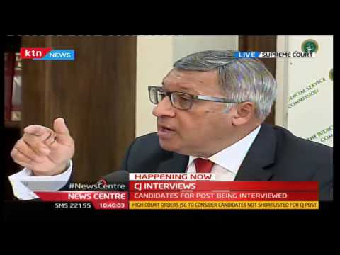 CJ INTERVIEWS: Judge Alnashir Visram deals with