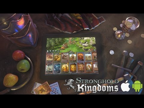 Stronghold Kingdoms — Gameplay Trailer (iOS/Android)