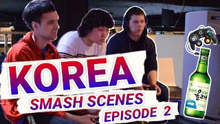 The Korean Smash Scene | a Smash Doc