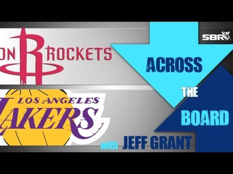 Rockets vs. Lakers – NBA Picks – Basketball Betting