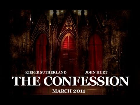 Kiefer Sutherland's 'The Confession' trailer