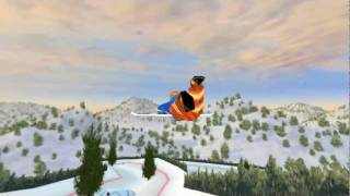 Crazy Snowboard YouTube video