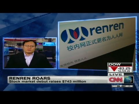 CNN: The rise of Renren