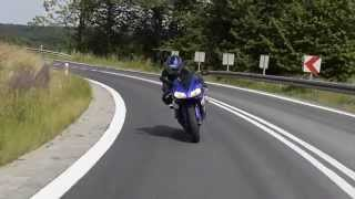 3. Yamaha YZF-R1 2002 Review