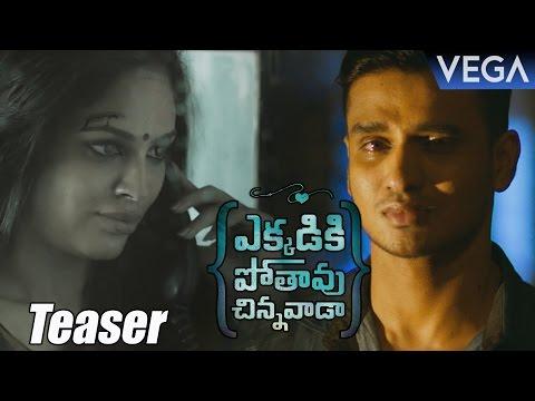 Ekkadiki Pothavu Chinnavada Teaser - Nikhil, Hebah Patel