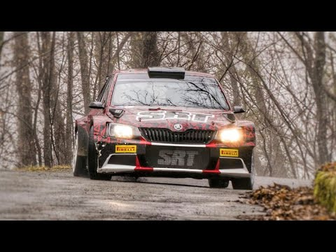 Nikolay Gryazin Test Rally Ciocco 2018 - ERC