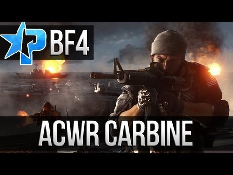 acw r - Battlefield 4 ACWR Gameplay! BF4 Beta Gameplay! Battlefield 4 870 Slugs Gameplay - http://www.youtube.com/watch?v=S4Jlo-rL9fk Battlefield 4 M40A5 Gameplay - ...