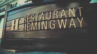 Мы сняли короткое кино о нашем ресторане!