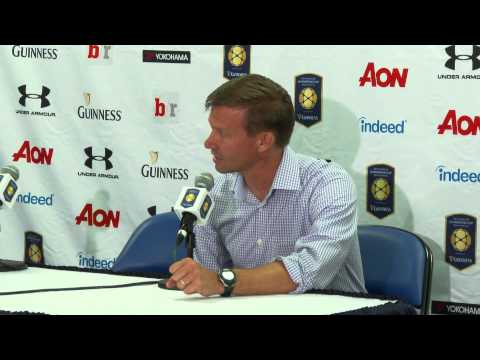 ICC: JESSE MARSCH Chelsea Post Game Press Conference