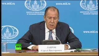 Сергей Лавров подводит итоги деятельности российской дипломатии в 2016 году