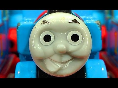 Thomas - Follow Thomas the Tank on an epic behind the scenes adventure from the peg in a toy store to a loving home where a young boy takes Thomas on a variety of chi...