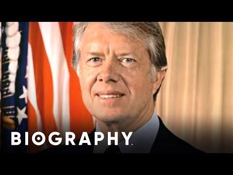 Jimmy Carter - U.S. President | Mini Bio | BIO