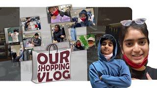 Our Shopping VLOG    Sahithi    Vinni   