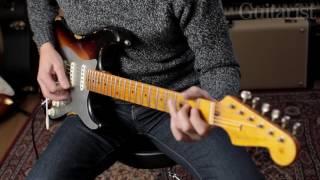 Video Fender Custom Shop El Diablo Strat Demo MP3, 3GP, MP4, WEBM, AVI, FLV Juni 2018