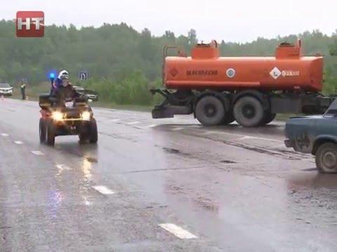 Спасатели регионального управления МЧС приняли участие в учениях по ликвидации последствий крупного ДТП