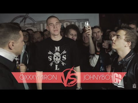 VERSUS #1 (сезон III): Oxxxymiron VS Johnyboy (видео)